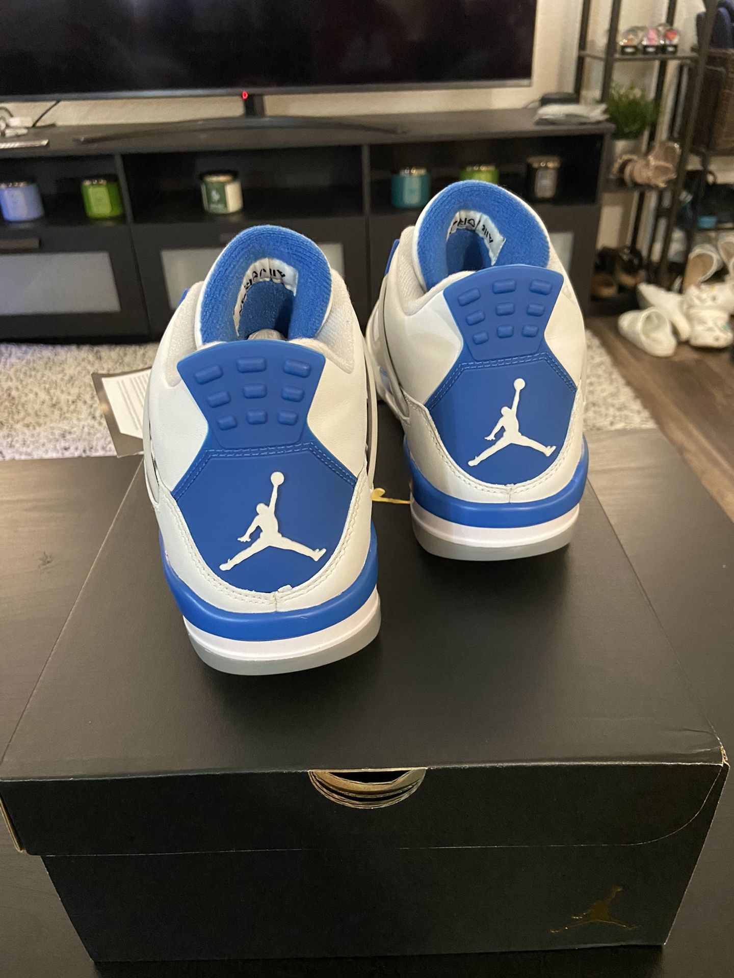 Jordan 4 Golf Size 8.5 Men