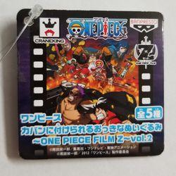 One Piece Zoro Key Chain (JAPAN IMPORT) Thumbnail