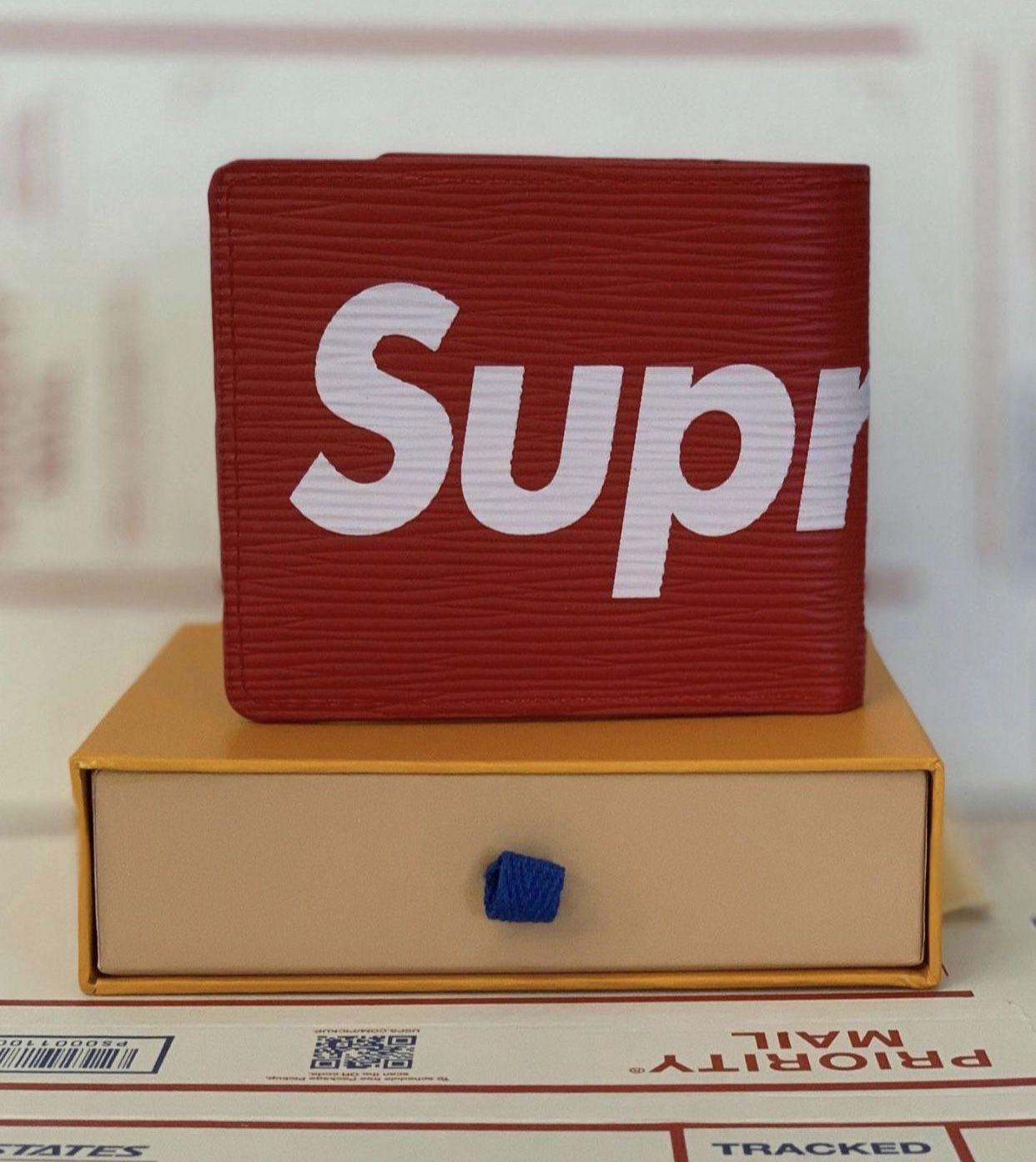 Supreme LV Wallet
