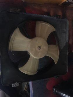 1999-2000 ac condenser fan. Thumbnail