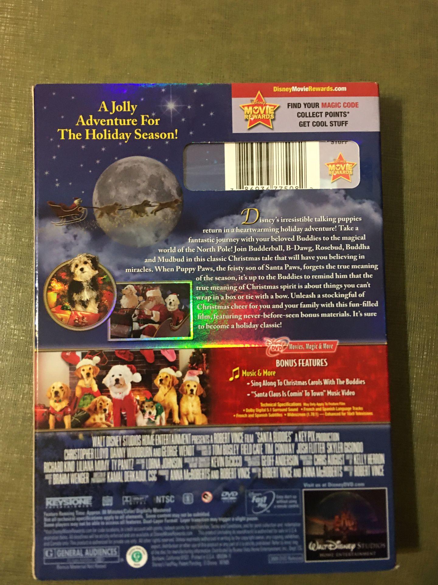 Christmas DVD Movies