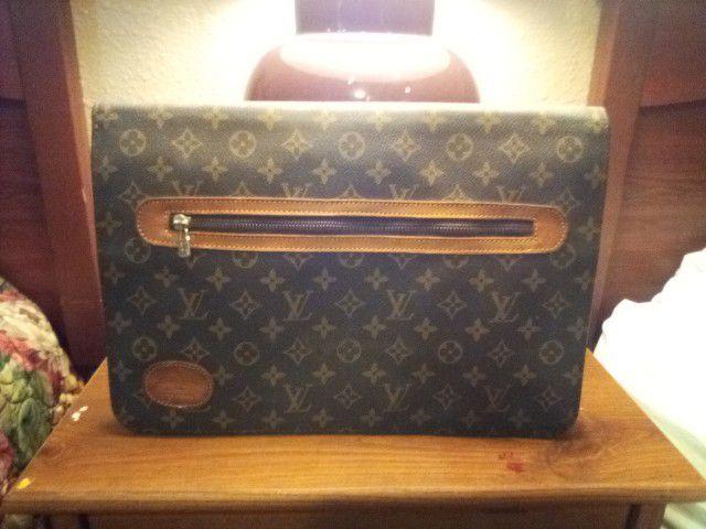 Authentic Vintage Louis Vuitton Briefcase/Laptop bag