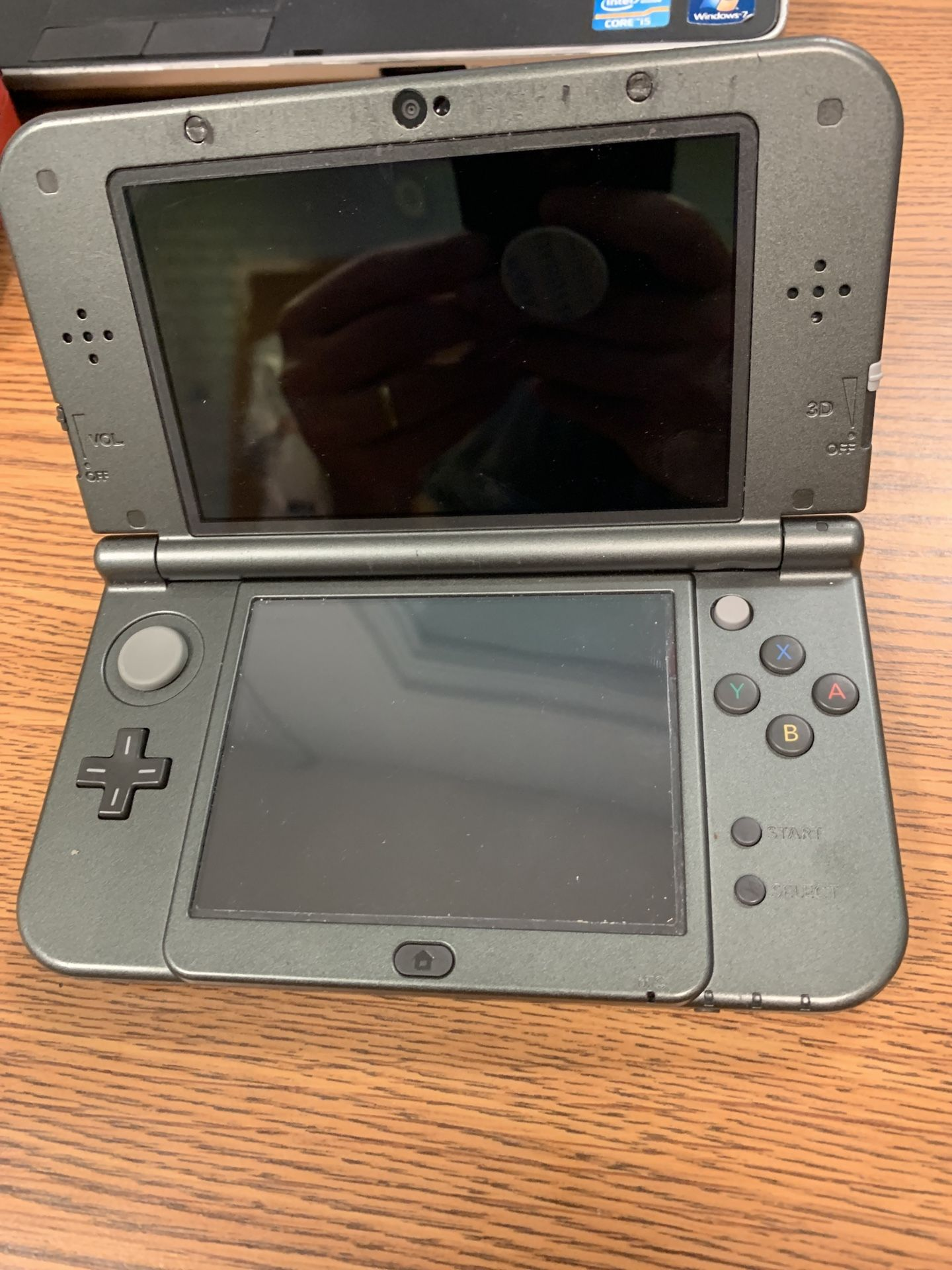 New Nintendo 3ds Xl Console
