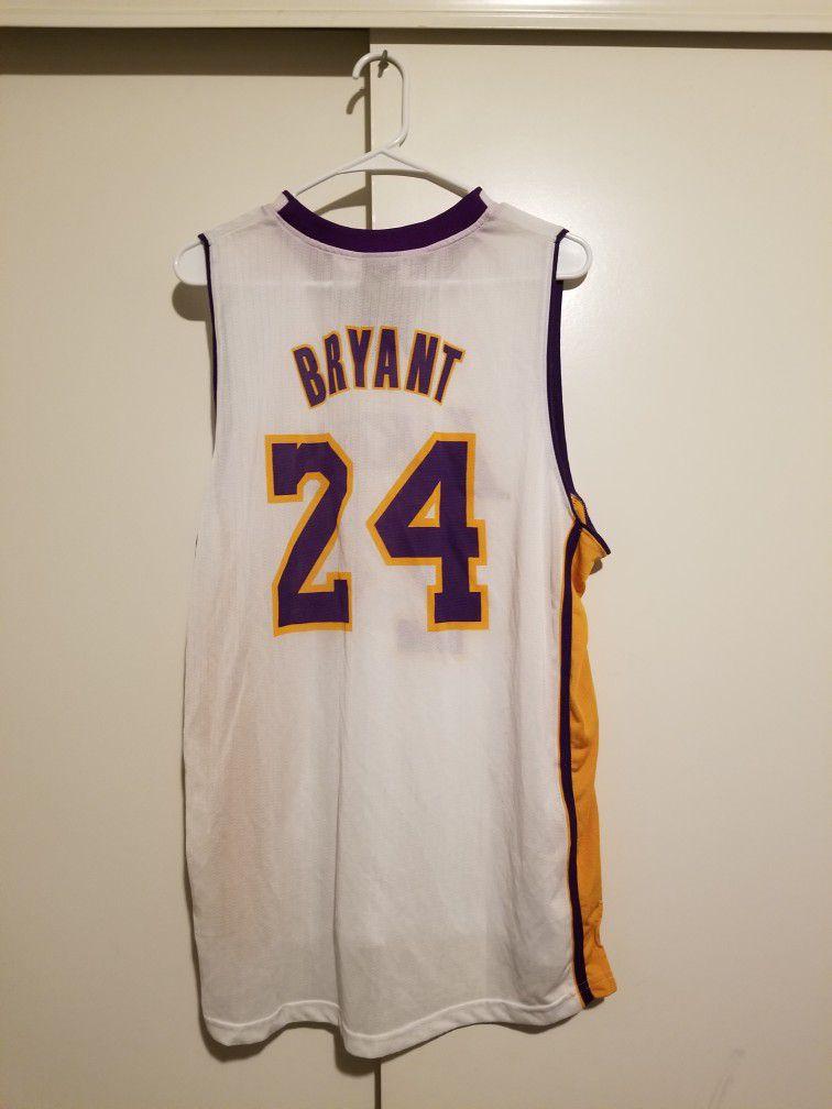 Los Angeles Lakers Kobe Bryant Staple Center Give Away Jersey, Mens Sz XL $25, Pls Read Description!