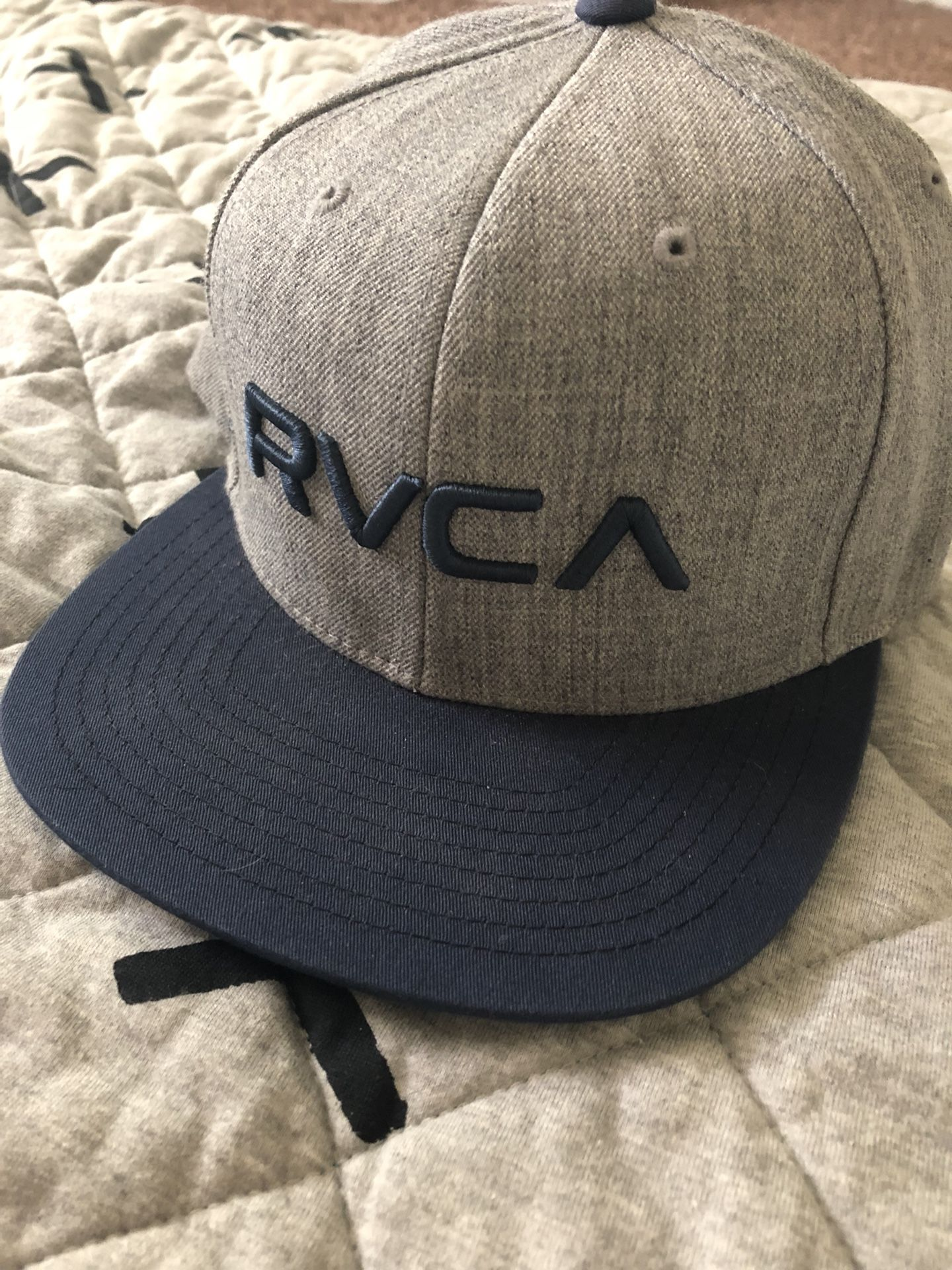 RVCA snapback