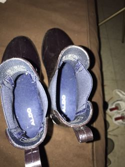 Aldo Rain Boots And self Love Tennis Little Girl Size 12 Thumbnail