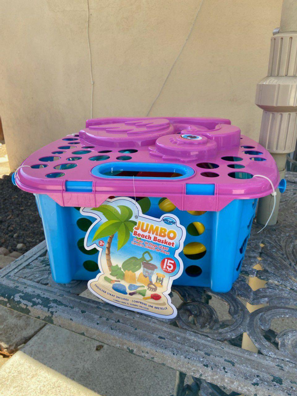 Next Wave Jumbo Beach Basket