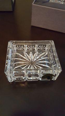 Waterford Crystal trinket box Thumbnail