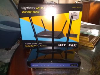 Netgear NightHawk WiFi Router Thumbnail