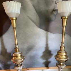 Antique Brass Lamps Thumbnail