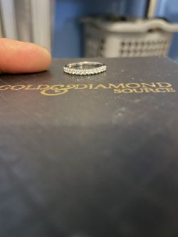 1/4 C Wedding Band  Thumbnail
