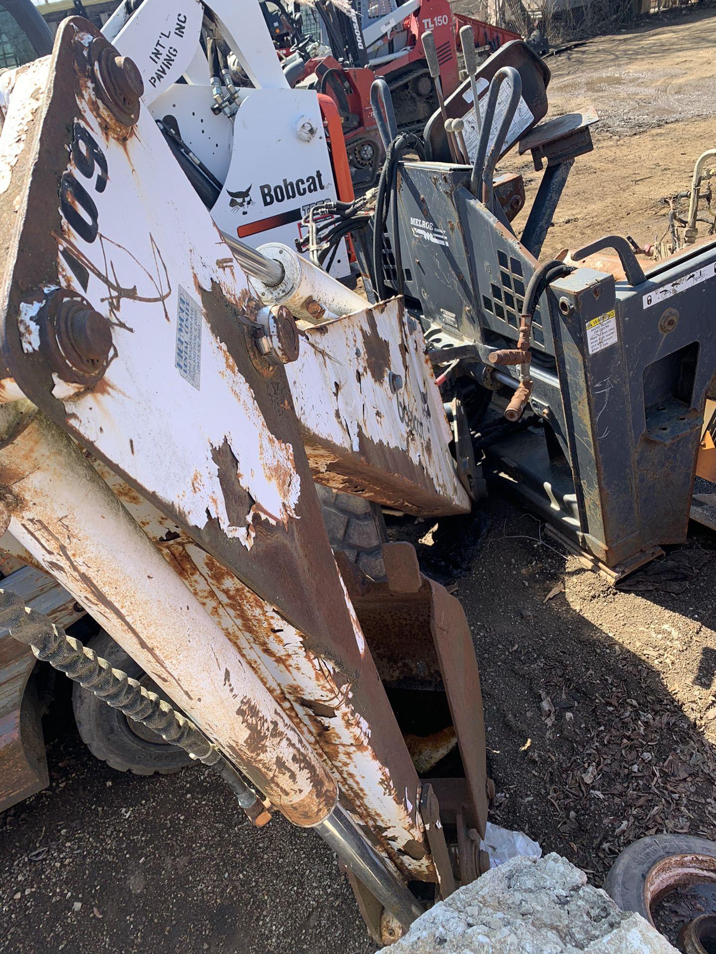 Backhoe Attachment 709 Bobcat