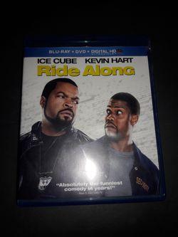 Frozen, Ride Along, Minions Blu Ray Disc x3 Thumbnail