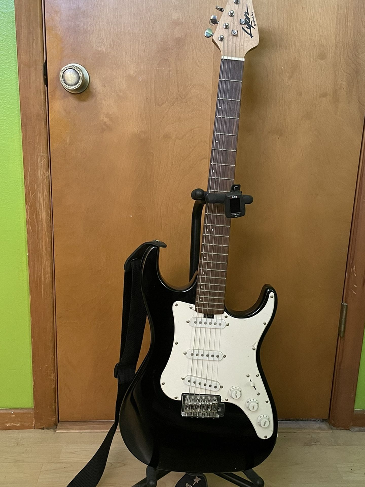 Electric Guitar+ Amp
