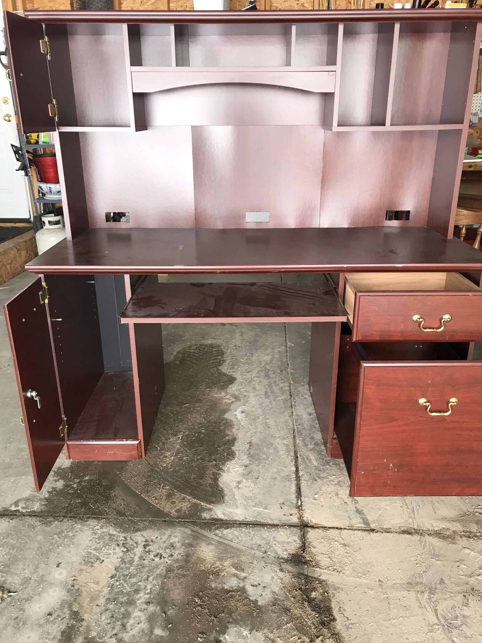 Computer Desk For The Working From Home Office