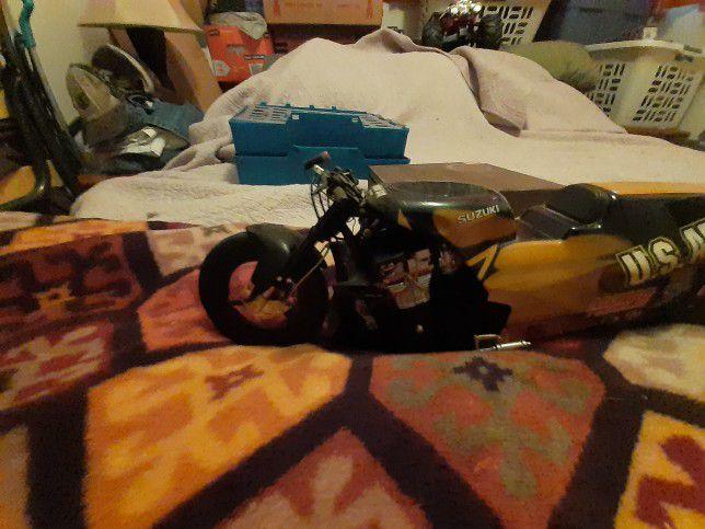 Matco Tools  Army  Drag Bike