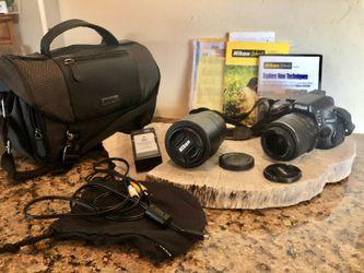 Nikon D5100 Bundle with lenses Thumbnail
