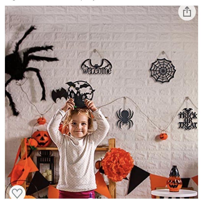 5 Pieces Halloween decorations,Halloween Hanging Decorations
