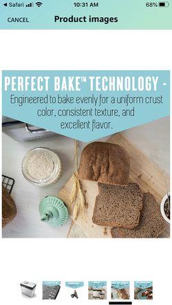 Breadman 2 lb Professional Bread Maker, Stainless Steel, BK1050S Thumbnail