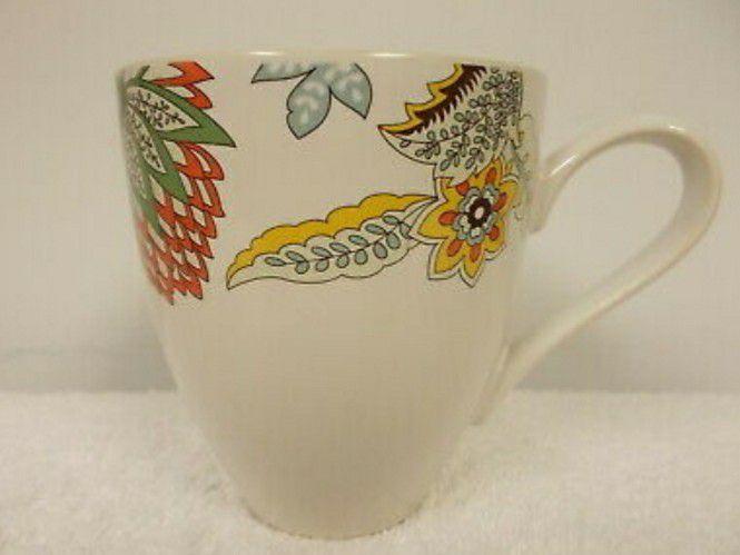 """Daniel Cremieux """"St. Barths"""" (4) Tea Coffee Mugs Cups"""