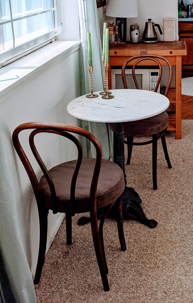 Bentwood/Thonet Style Bistro Chairs