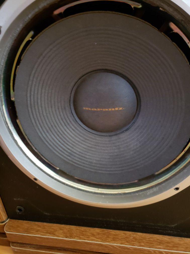Marantz home stereo