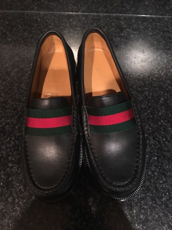 Toddler Gucci Loafers