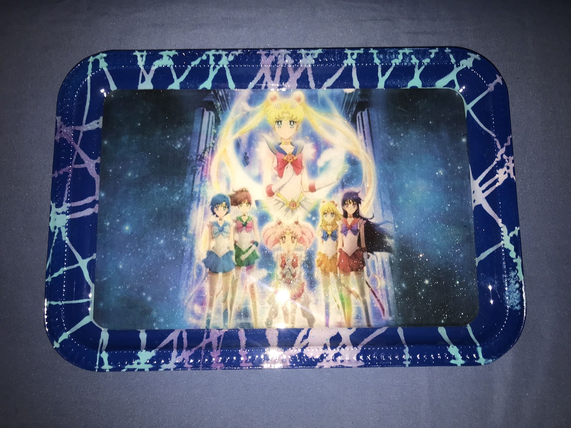 Sailor Moon Tray