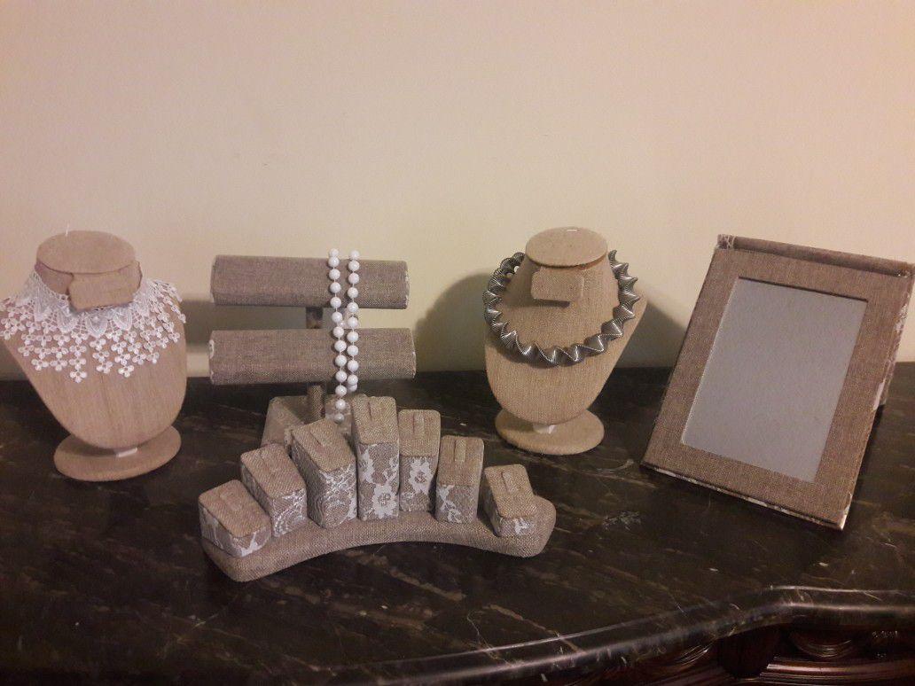 Decorative Jewelry Holders