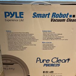 Smart Robot Vacuum Cleaner  Thumbnail