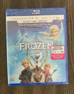 Frozen movie Thumbnail
