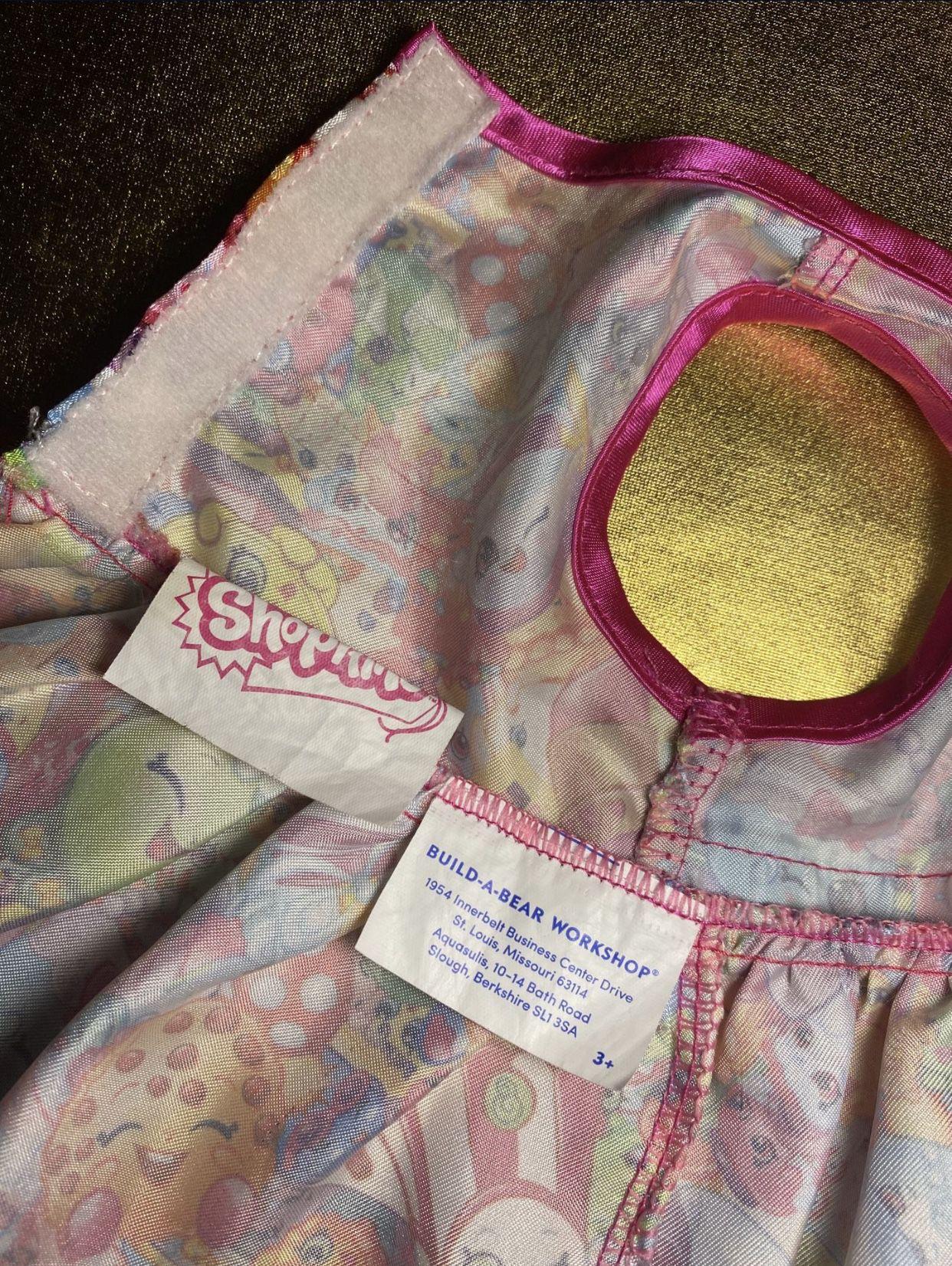 Shopkins Build A Bear BAB Dress