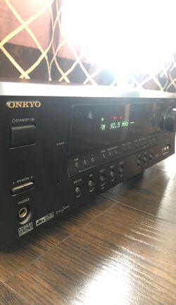 ONKYO receiver Thumbnail