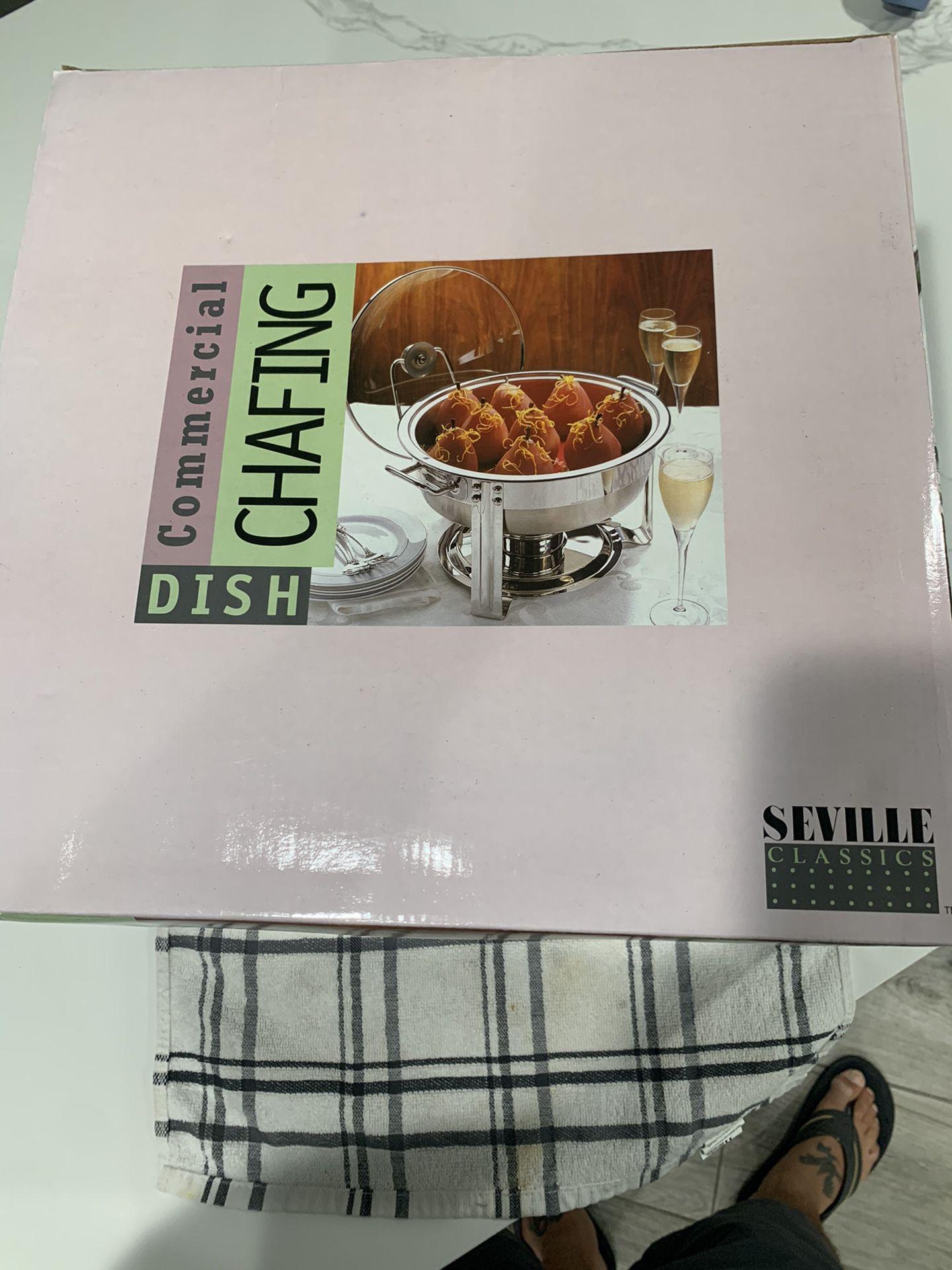 Chafing dish