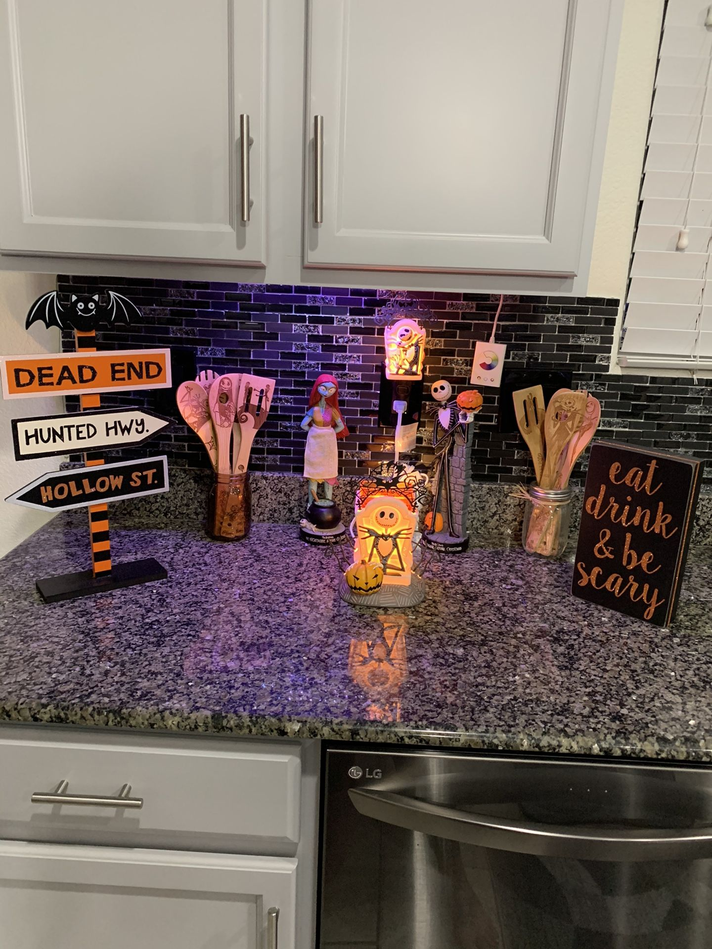 Nightmare before Christmas scentsy warmers