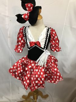Minnie Mouse costume Thumbnail