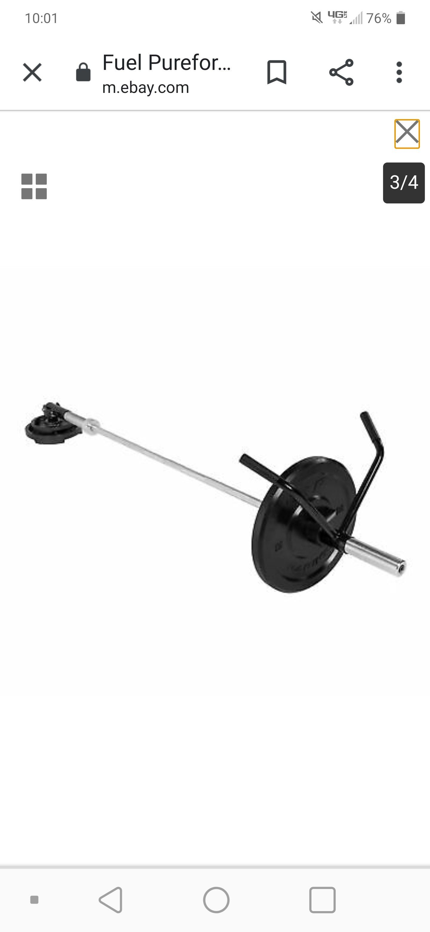 Landmine and handle weight press for barbell squats and back etc.