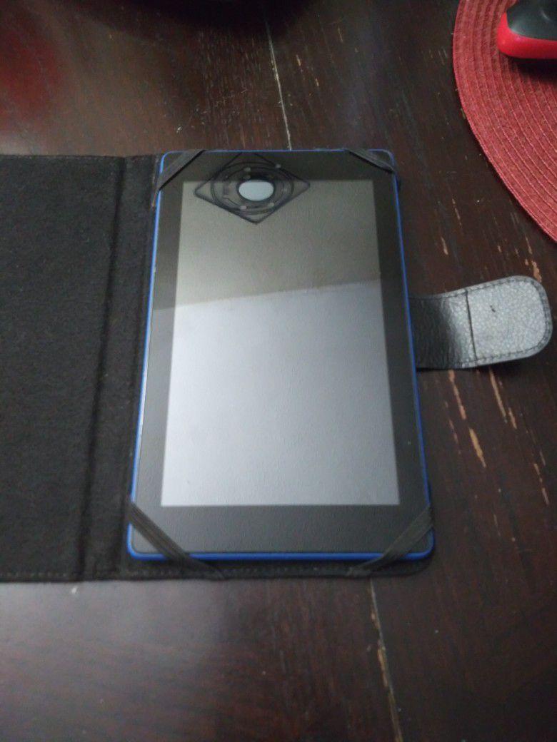Amazon Fire 7 Tablet W/ Case!