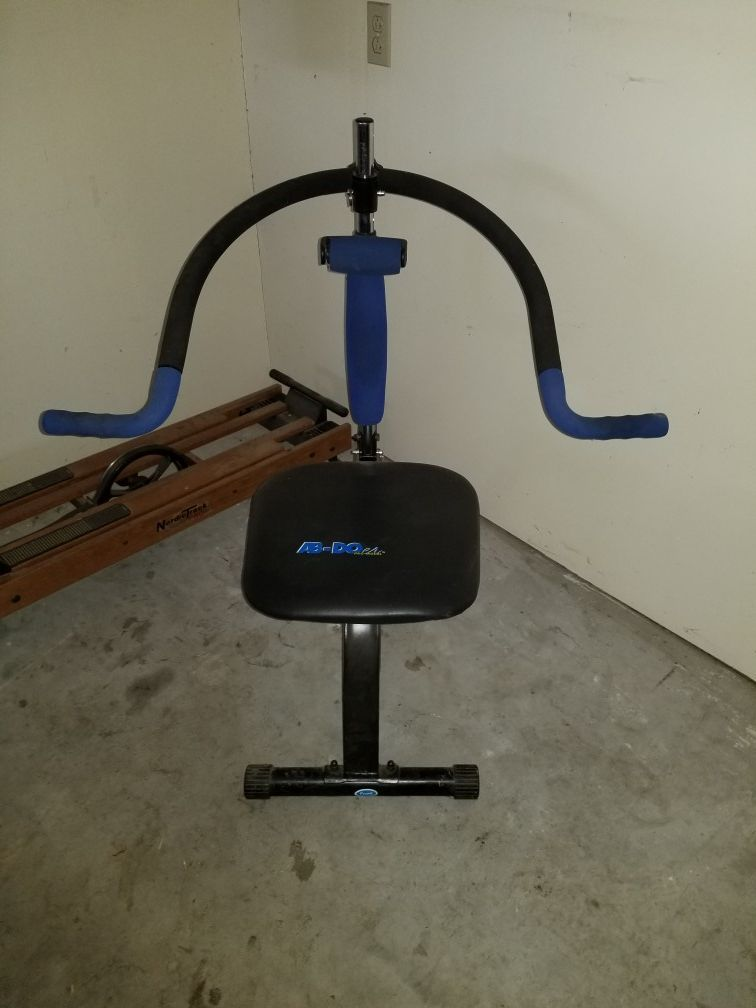 Misc. Exercise Equipment