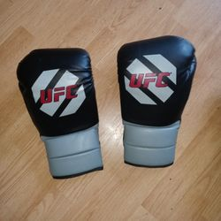 2 Pairs Of UFC Gloves Thumbnail