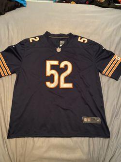 Official NFL Khalil Mack Bears Jersey XXL Thumbnail