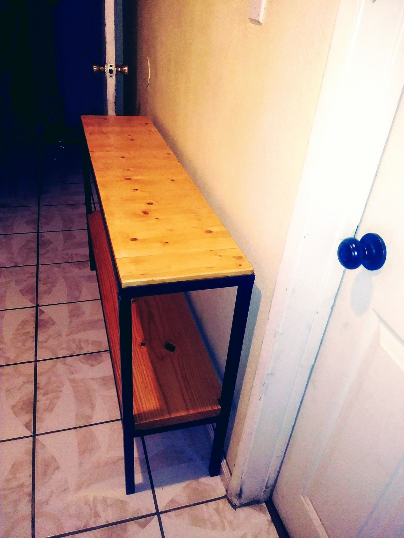 Small table .