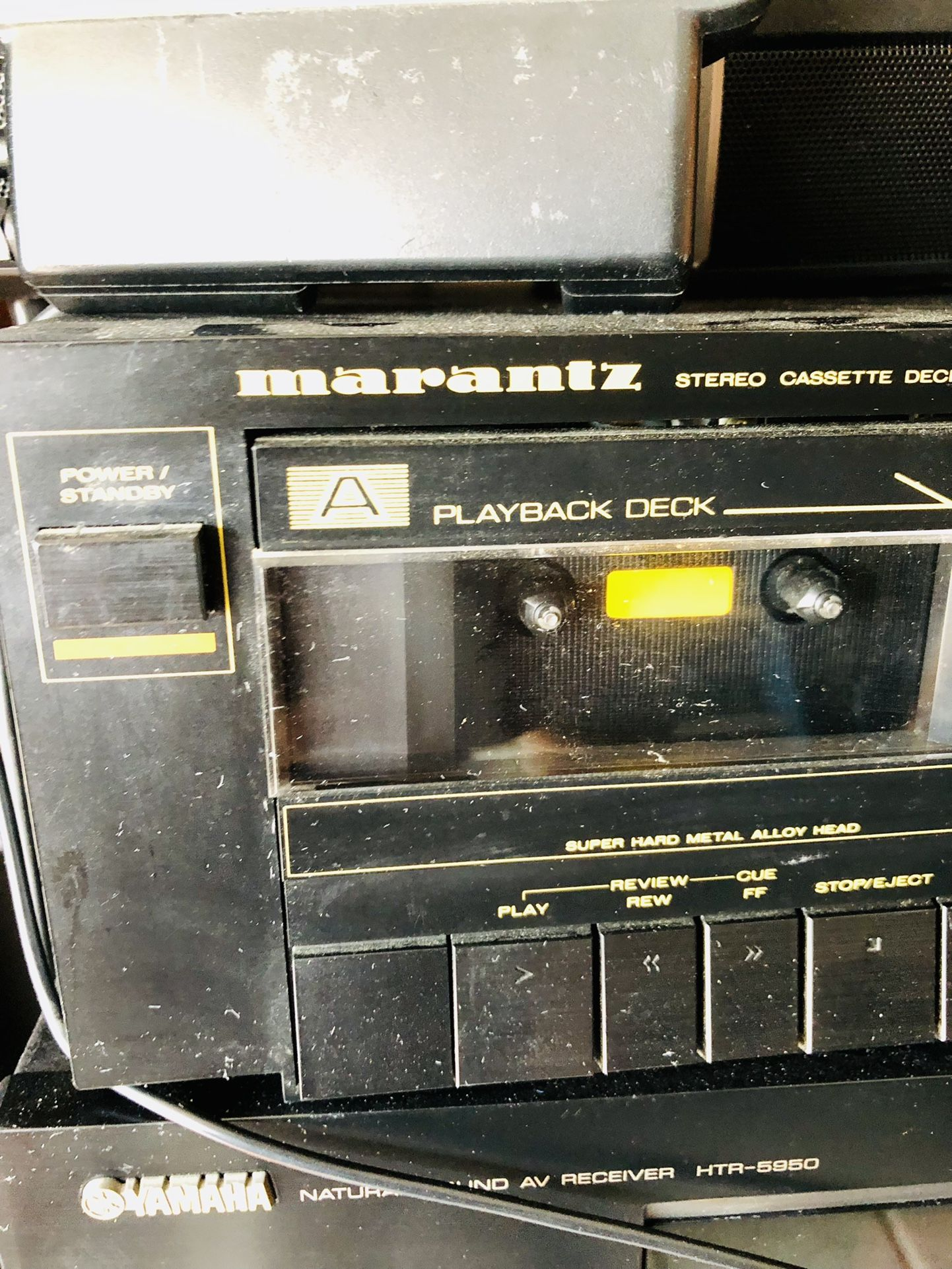 Marantz  Stereo Cassette Deck SD255