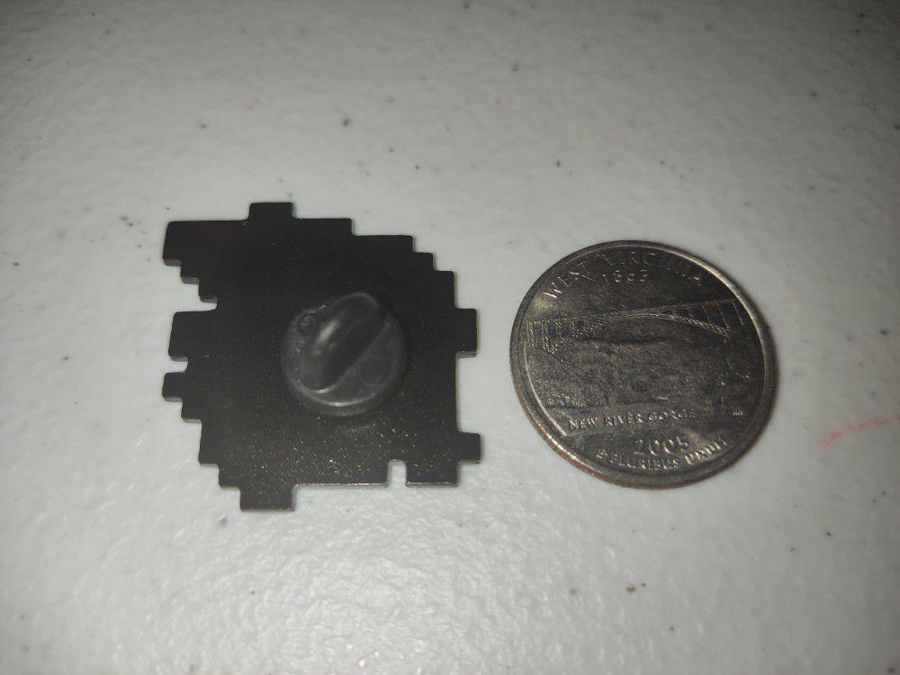 8 Bit Pikachu Pokemon Pin