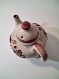 Very Cute Little Tea Pot. Buy Two For The Same Shipping As One . Thumbnail
