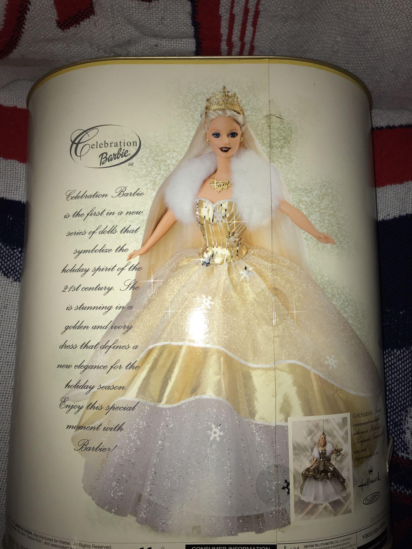 Special 2000 Celebration Barbie Doll