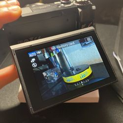Canon Power Shot Digital Camera (G7 X Mark II) Thumbnail