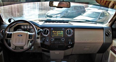 2010 Ford Super Duty F-350 SRW Thumbnail