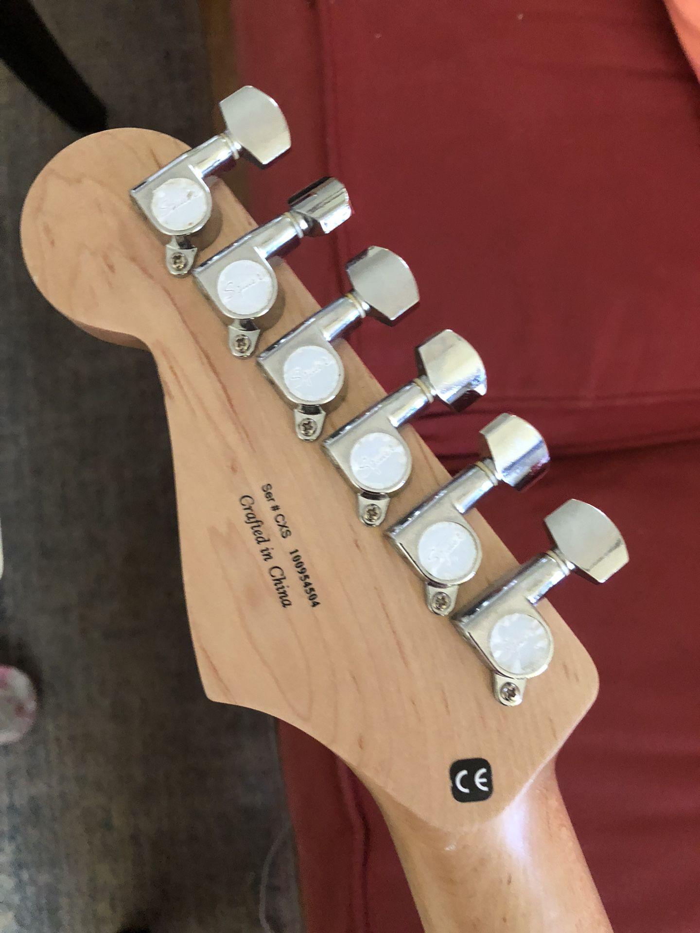 Fender Squire Strat