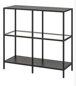 Black Shelf Unit Thumbnail